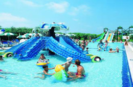 aqua theme park kiddy zone