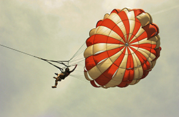 parasailing with sharmers in sharm el sheikh