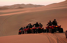 quad biking excursions with sharm paradise
