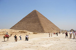 cairo by bus one day excursion
