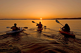 kayak sunset excursion boat ride sharm el sheikh