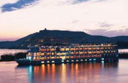 6 days nile cruise trip