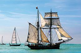 paradise pirate boat trip sharm el sheikh