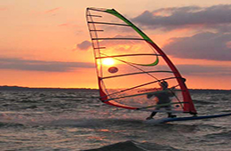 windsurfing with sharm paradise sharm el sheikh
