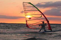 windsurfing with sharm paradise sharm el sheikh