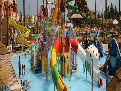 Aqua park sharm el sheikh zone 3