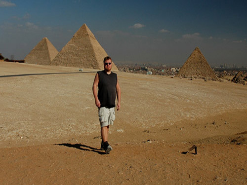 Cairo Pyramids excursions with sharmers