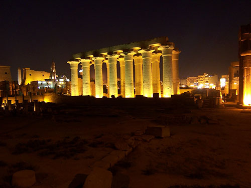 Karnak Temple Sound and light1