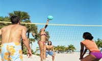 Volley Ball Sharm EL sheikh Beach