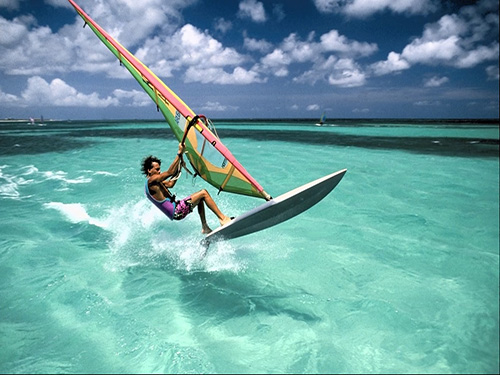 Windsurfing excursions in sharm el sheikh