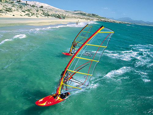 Windsurfing in sharm el sheikh tours