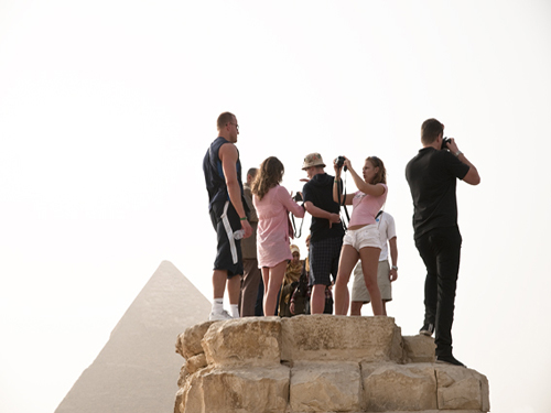 cairo excursions by air with sharmers