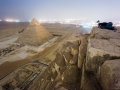 cairo pyramids with sharmers