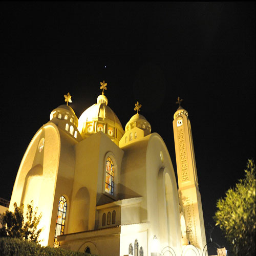 coptic church sharm el sheikh