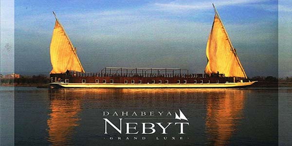 Dahabya Nile Cruise trip - Sharmers Excursions