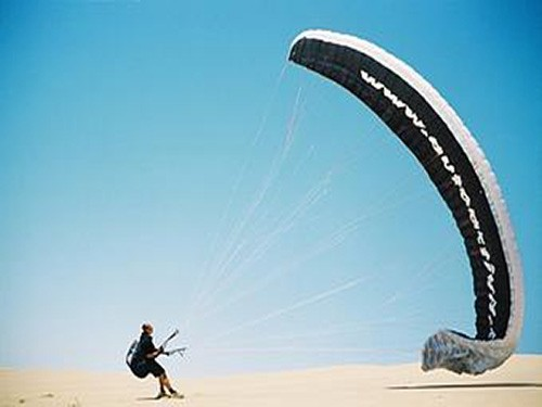 desert parasailing sharmers excursions