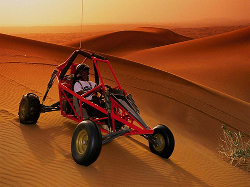 dune buggy in sharm el sheikh
