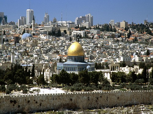 jerusalem excursions from sharm el sheikh