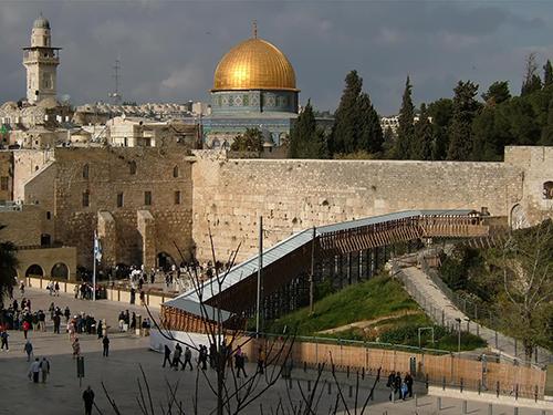 Jerusalem Tour From Sharm