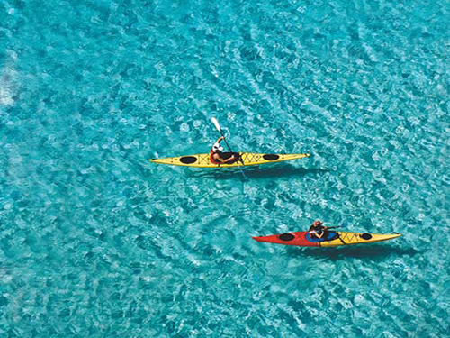 kayaking trips in sharm el sheikh with sharmers