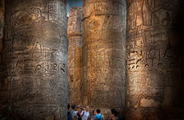 luxor excursion by plane one day tour