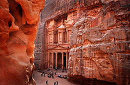 petra day trip from sharm by ferry