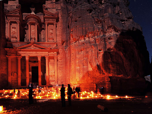 Petra By Bus Ferry From Sharm