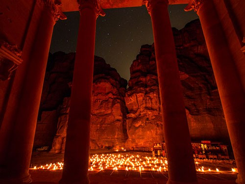 petra excursion by ferry from sharm