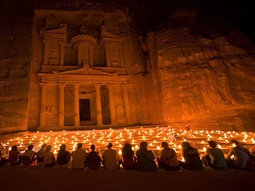 petra excursion by ferry from sharm el sheikh