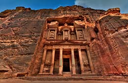 petra by ferry one day tour from sharm el sheikh