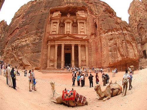 Petra By Air Tour