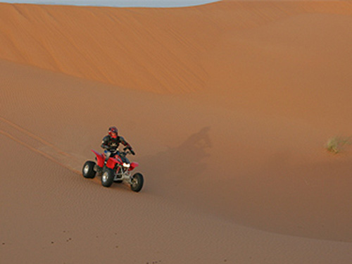 quad biking excursion with sharmers sharm el sheikh