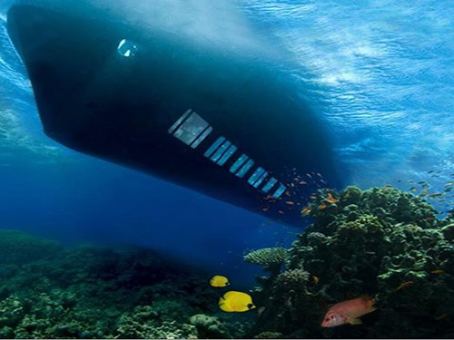 semi submarine excursion in sharm el sheikh