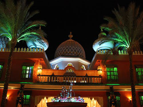 sharm el sheikh arabian night show with dinner