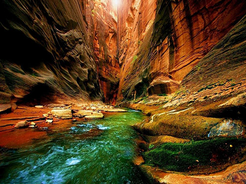 Sharmers Excursions Color Canyon Trip Sharm El Sheikh