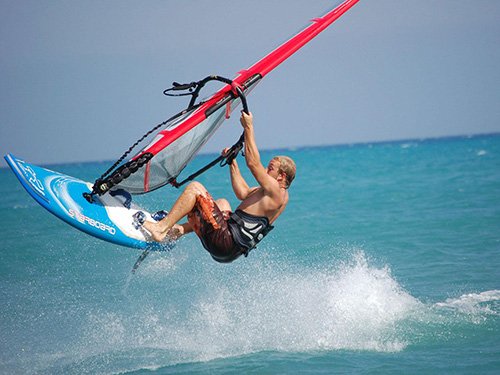 sharm el sheikh wind surfing with sharmers