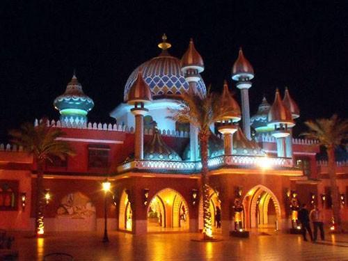 sharmers arabian night show