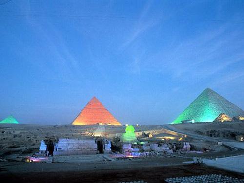 sound & light show tours to cairo from sharm