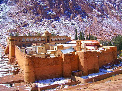 st catherine monastery day trips from sharm