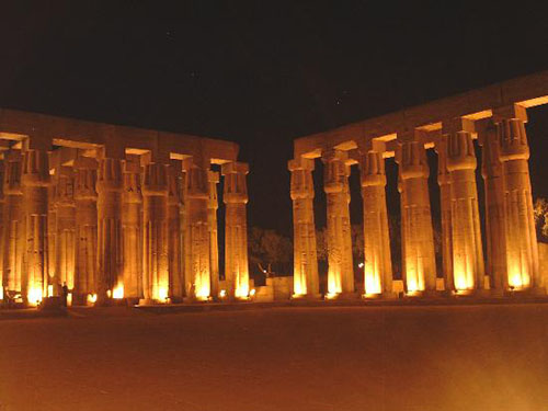 Sharmers Luxor Sound & Light Show Excursion from Sharm EL Sheikh