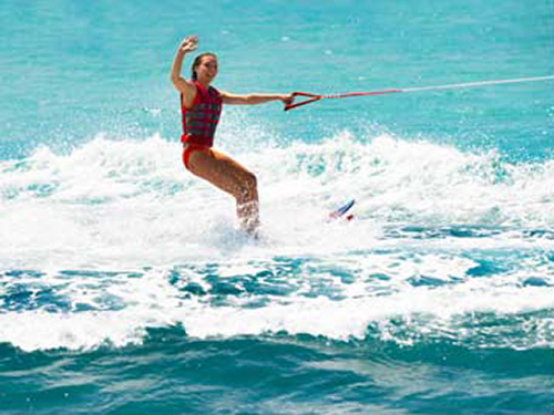 water skiing sharm el sheikh