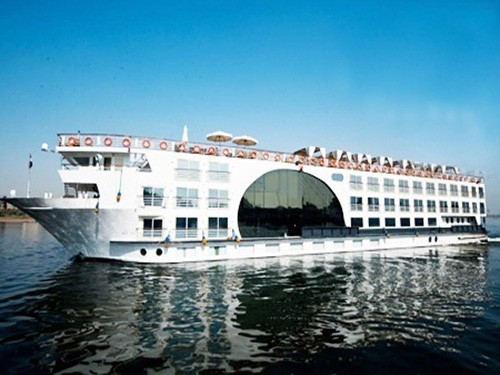 sharmers 5 stars nile cruise cairo