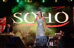 Soho square tour with sharmer