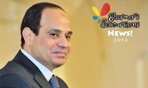 sisi donates half of his wealth to egypt