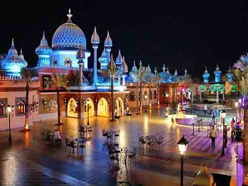 1001 arabian night excursion