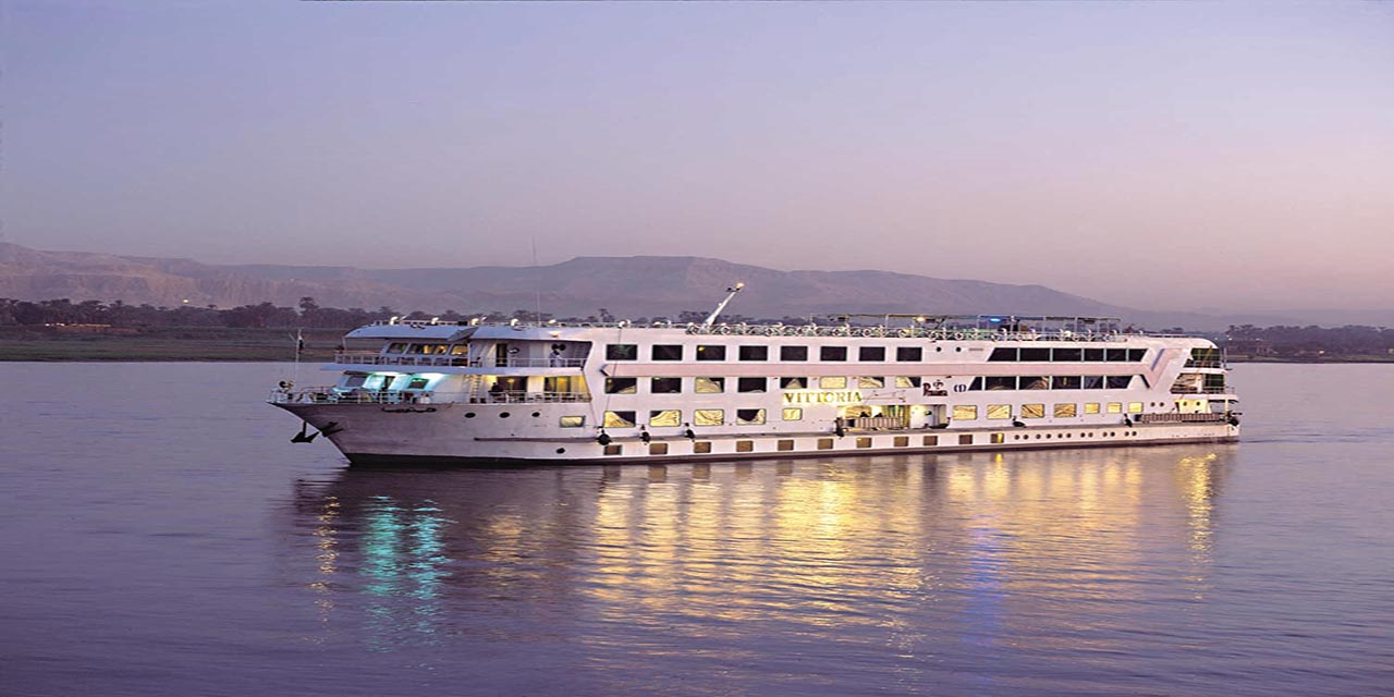 nile cruise excursions from sharm