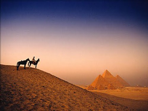cairo excursion by air 2 days