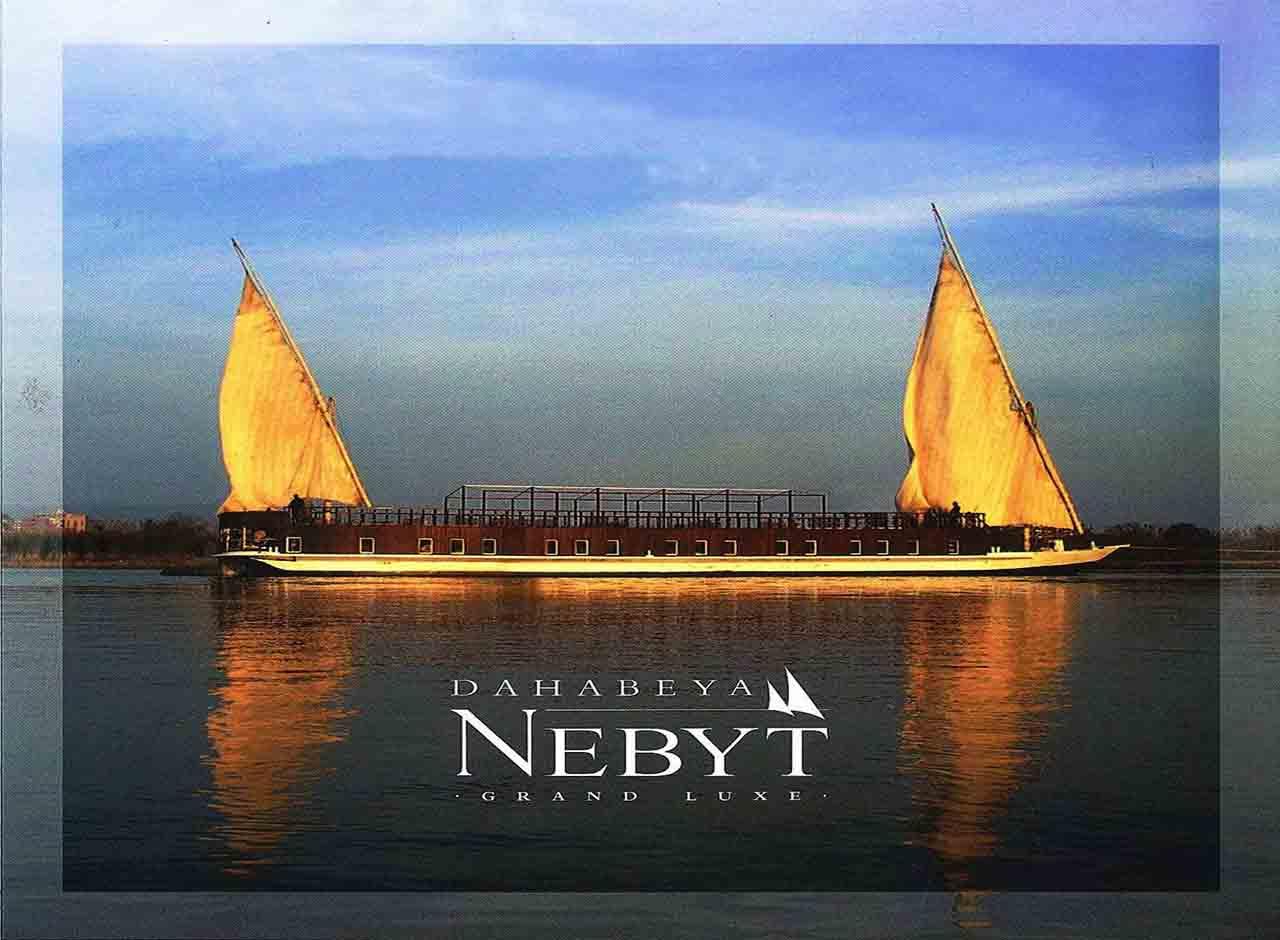 dahabya nile cruise from cairo