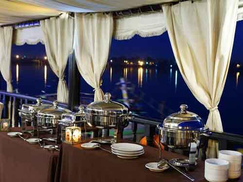 Dahabya Nile Cruise in Sharm el sheikh Sharmers