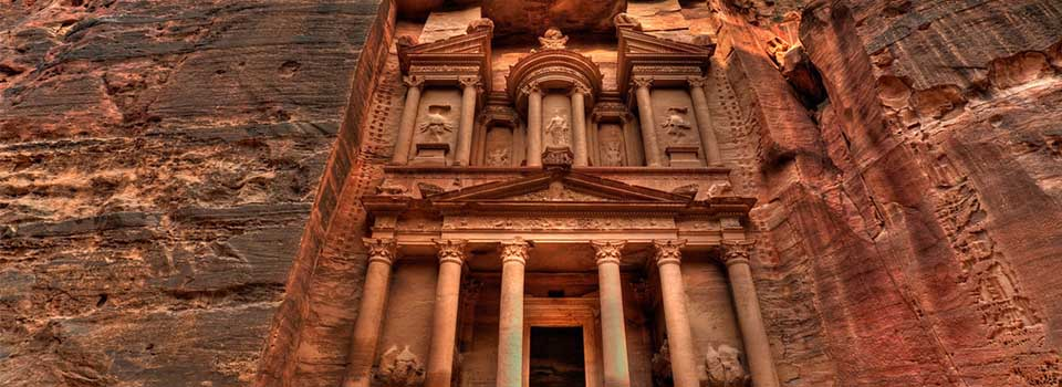 Petra Excursions by ferry